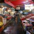 韓国、大邱の早朝観光なら「七星市場」へ!早朝から開いてます♪