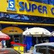 ミャンマー、ヤンゴンのスーパー「SUPER ONE」ボージョーアウンサンマーケット向かい