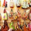 台北、永康街のおすすめのお土産屋さん(4)「彰芸坊」古布×花布の渋カワイイ雑貨がステキ!しおりがおすすめ♡