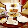 コロンボでアフタヌーンティー♡(1)「タージサムドラホテル」優雅に頂く、ほぼお惣菜ハイティー(Taj Samudra「Lattice」)