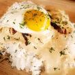 グアム「リトルピカズ」ホワイトソースのロコモコが大人気のレストランでランチ♪(Little Pika's)
