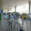 ホーチミン空港で、ぼったくられる可能性が低い「ビナサンタクシー」か「マイリンタクシー」に乗る方法