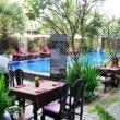 シェムリアップ「クメールマンションブティックホテル」口コミ超高評価の人気中級ホテル!~朝食編~(Khmer Mansion Boutique Hotel)