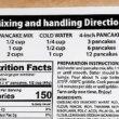 <保存版>ハワイのパンケーキミックスの作り方と1人分の分量♪グラムとミリリットルでご紹介♪これで完璧!